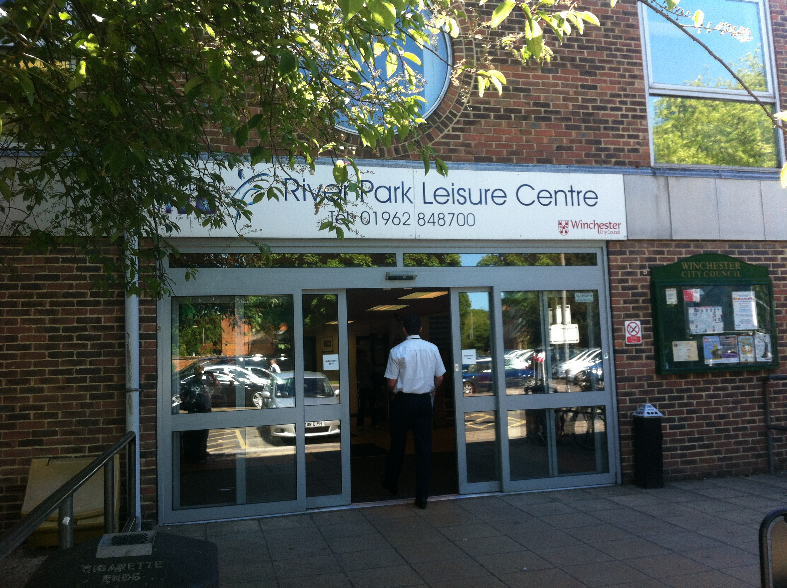 New Winchester Leisure Centre Step Closer