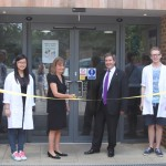 Students at Symonds get space to shine with new science extension.