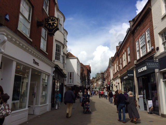 Winchester best place to live