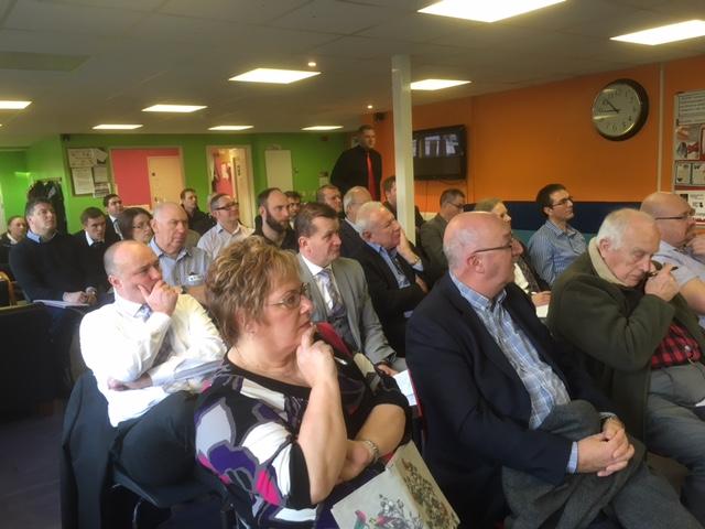 Winnall Business Forum Step Closer?