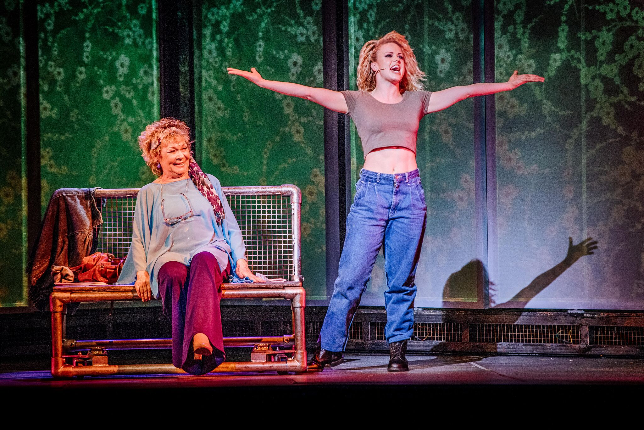 review flashdance the musical winchester