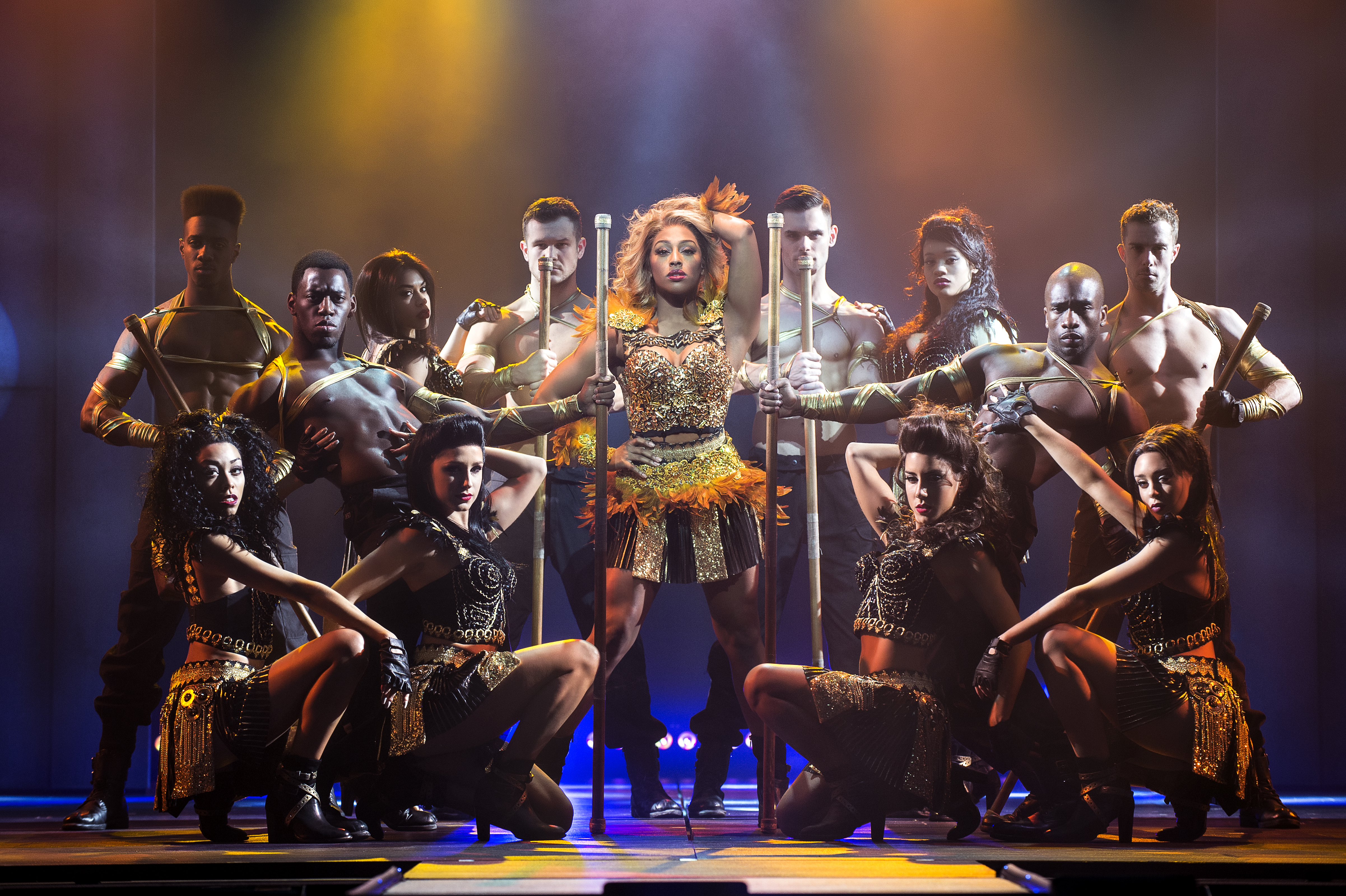 REVIEW: The Bodyguard The Musical - Winchester