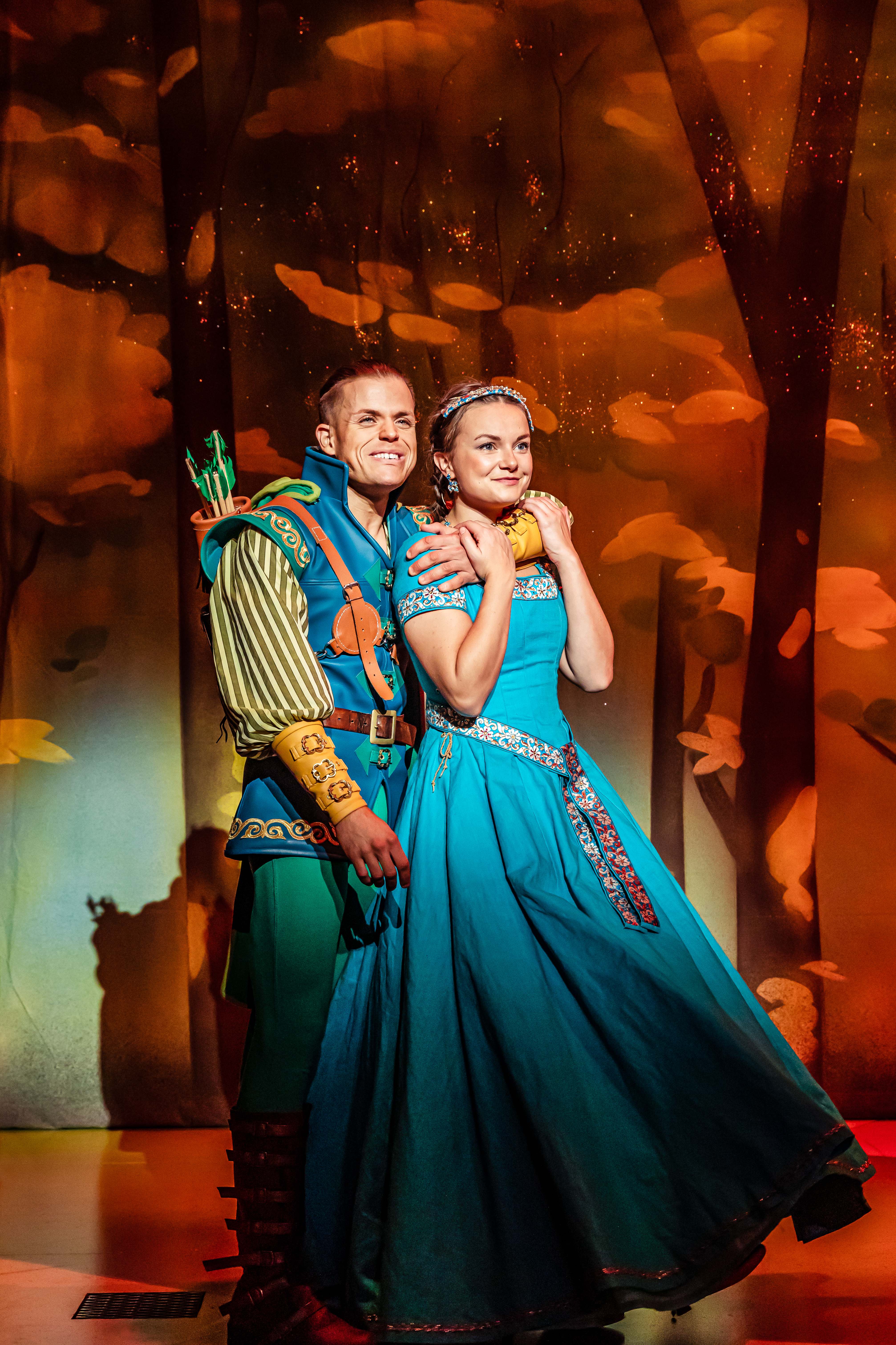 Review Robin Hood Playhouse Winchester Today